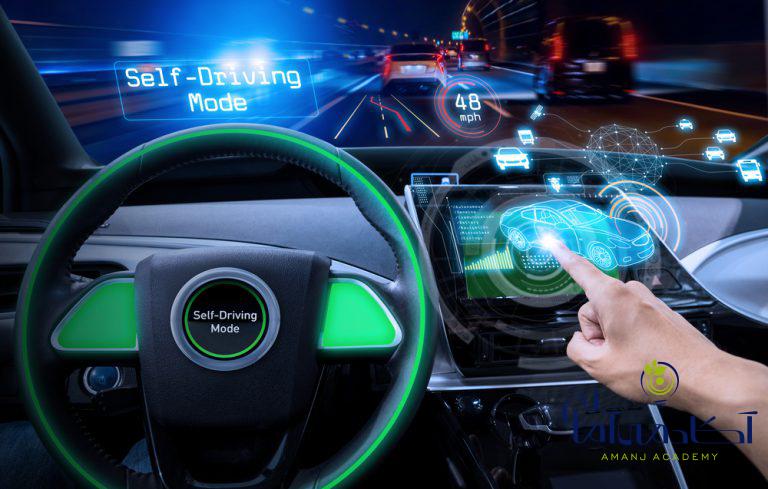 دیپ لرنینگ و یادگیری عمیق و اتومبیل های خودران و هوش مصنوعی