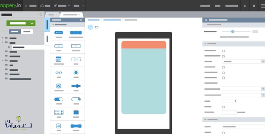 اپلیکیشن اندروید و طراحی اپلیکیشن و ساخت اپلیکیشن