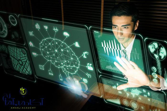 دیپ لرنینگ و یادگیری عمیق و هوش مصنوعی