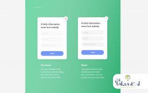 طراحی UI