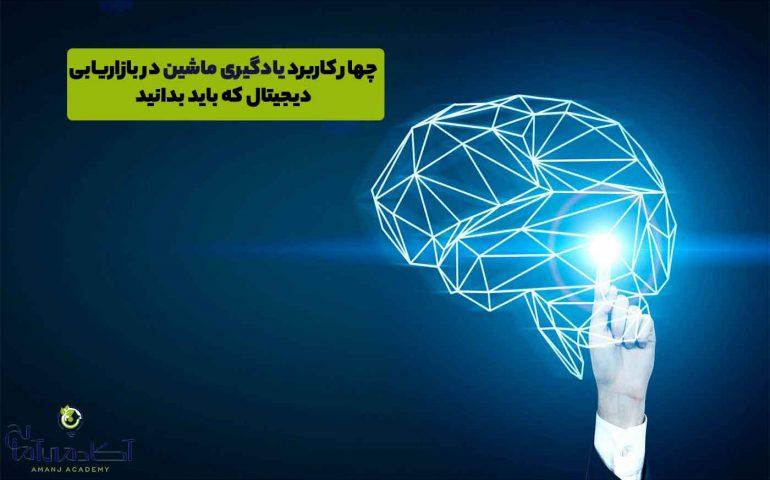 الگوریتم های ماشین لرنینگ در بازاریابی دیجیتال