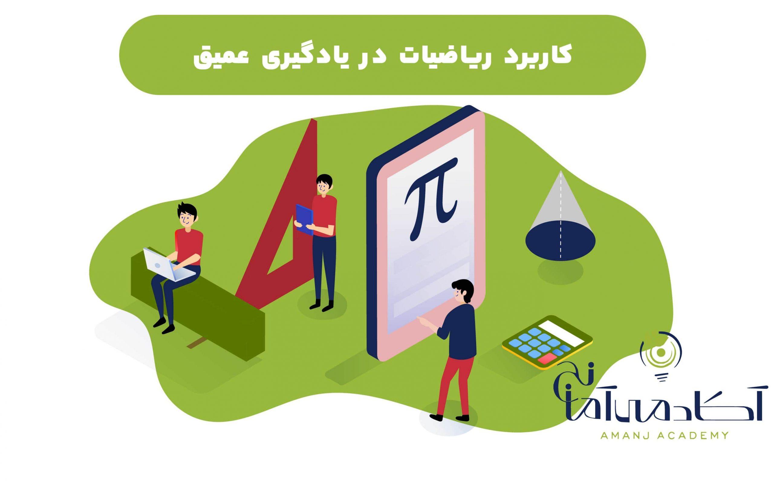 ریاضیات در یادگیری عمیق